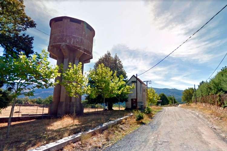 Deposito de Llano Alto