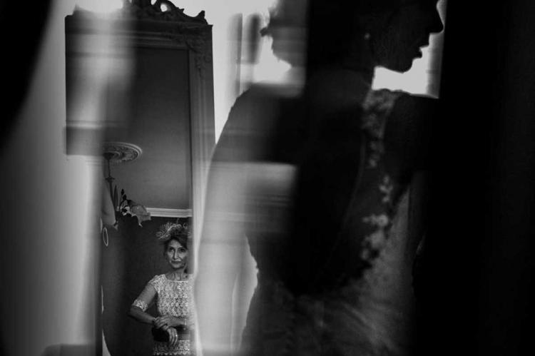 Fotografía de boda de Marina Ovejero