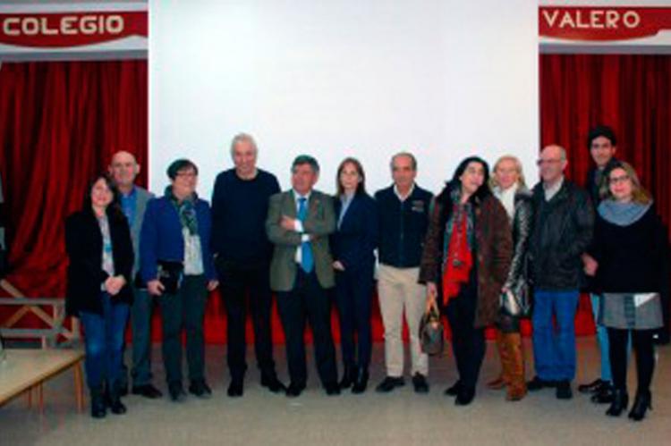 Conferencia sobre el marqués de Valero