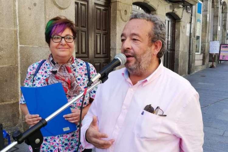 José Luis Rodríguez Celador y Josefa Montero