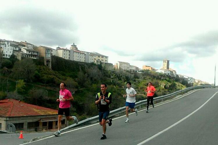 Imagen de la Media Maratón de la pasada edición