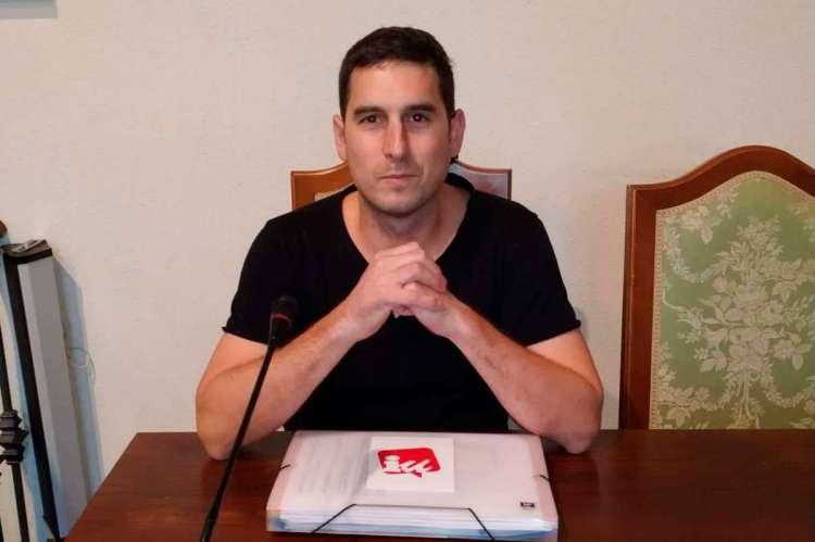 Miguel Rodero, coordinador provincial de Izquierda Unida
