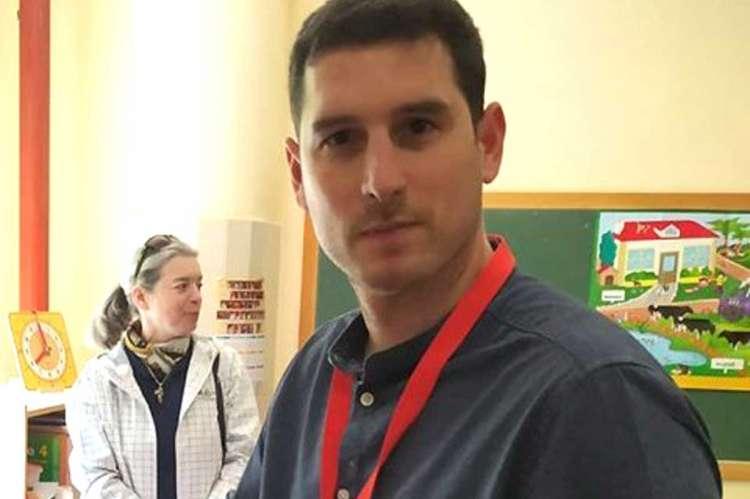 Miguel Rodero, concejal de IU en Candelario