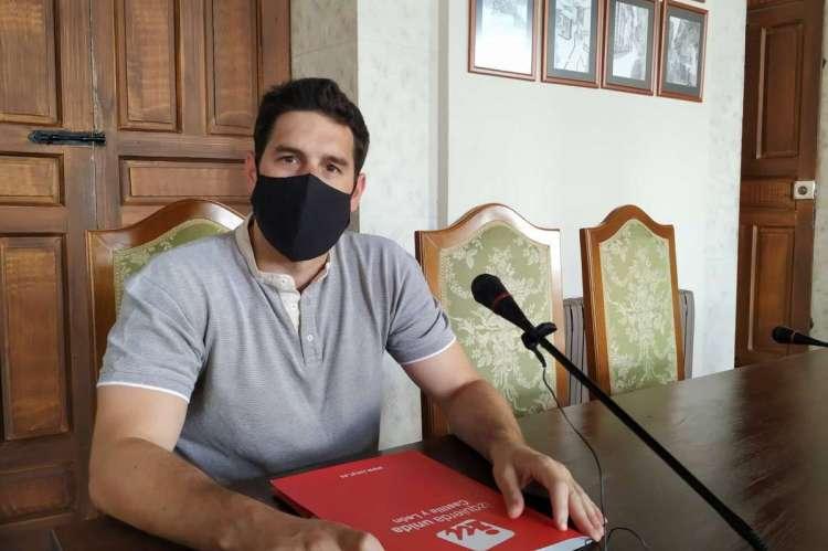 Miguel Rodero Concejal de IU en Candelario