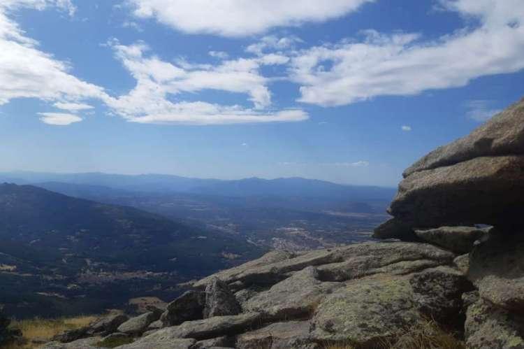 Montaña en Sierra de Béjar