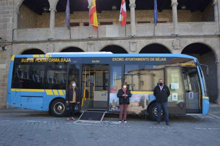 Presentación Autobus Urbano