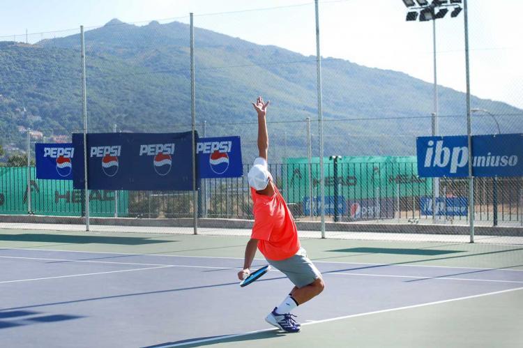 Open de tenis ciudad de Béjar