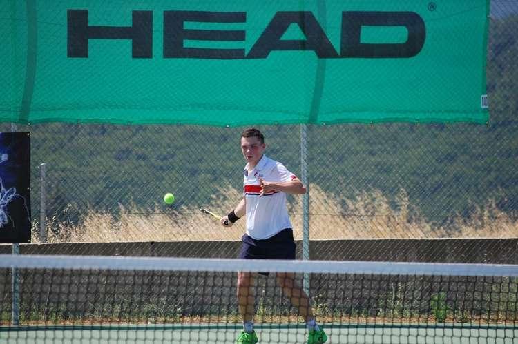 Cuadro final Open de Tenis Béjar