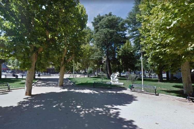 Parque de la Avenida Comuneros