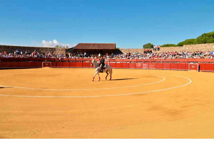 Plaza de toros de Béjar