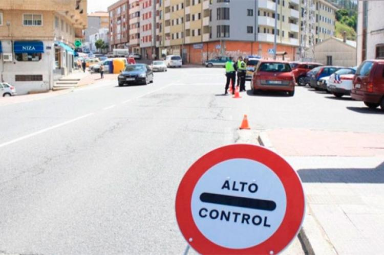 Control Policia Local de Béjar