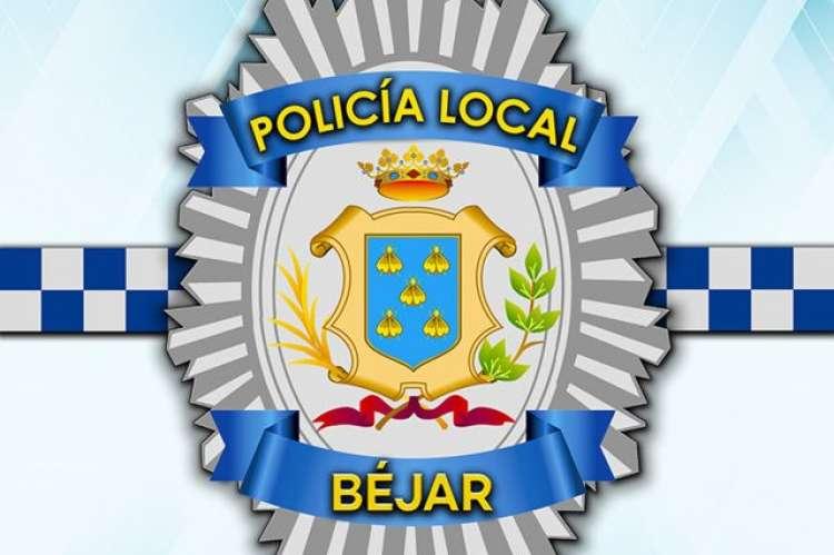 Escudo de la Policía Local de Béjar