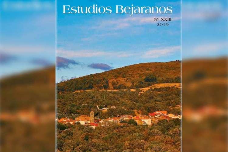 Portada de la revista del Centro de Estudios Bejaranos