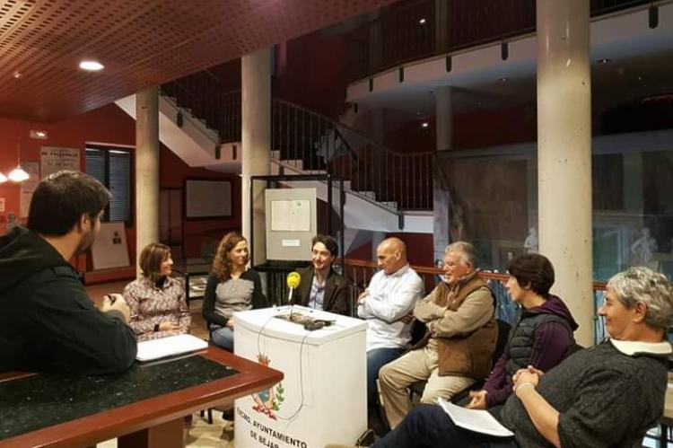 Presentación de la zarzuela en el Teatro Cervantes imagen Cari Argente