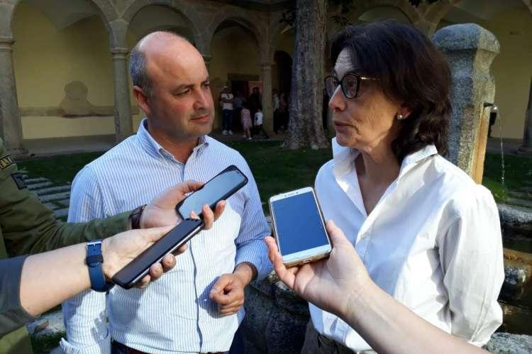 Concejala portavoz de Ciudadanos en Béjar