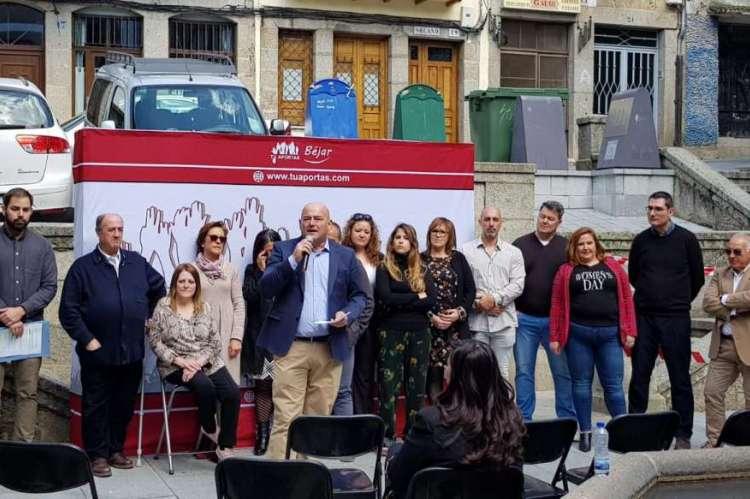 Candidatura de Tú Aportas a la elecciones municipales de 2019