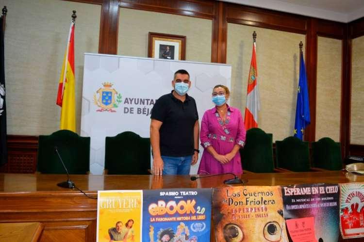 Presentación de la nueva programación del Teatro Cervantes de Béjar