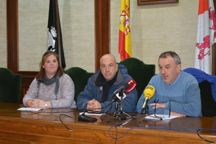 Rueda de prensa Protección Civil Béjar