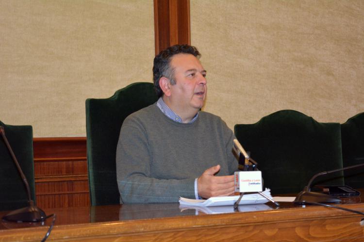 Raúl Hernández concejal del PP, ARCHIVO
