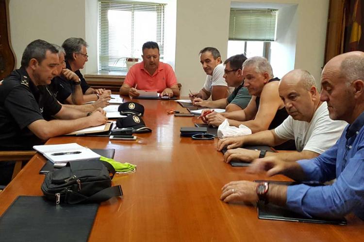 Reunión de coordinación Vuelta Ciclista a España