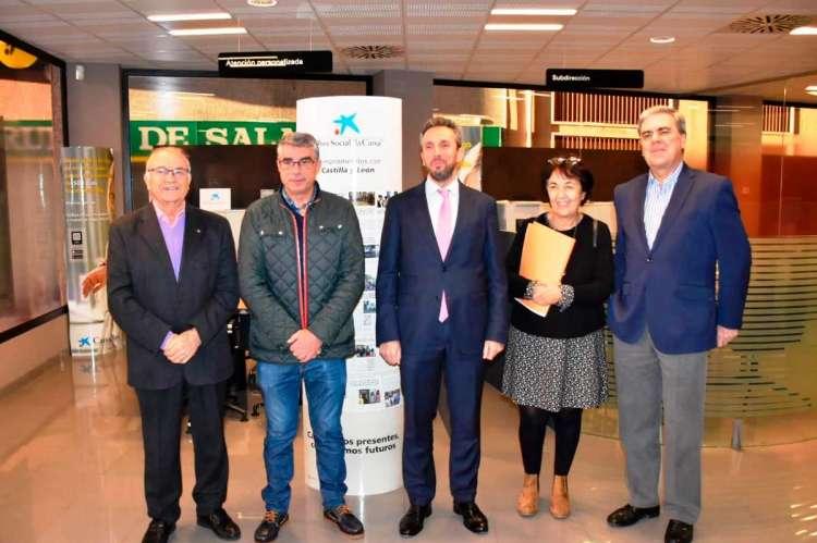Representantes Rotarios de Béjar