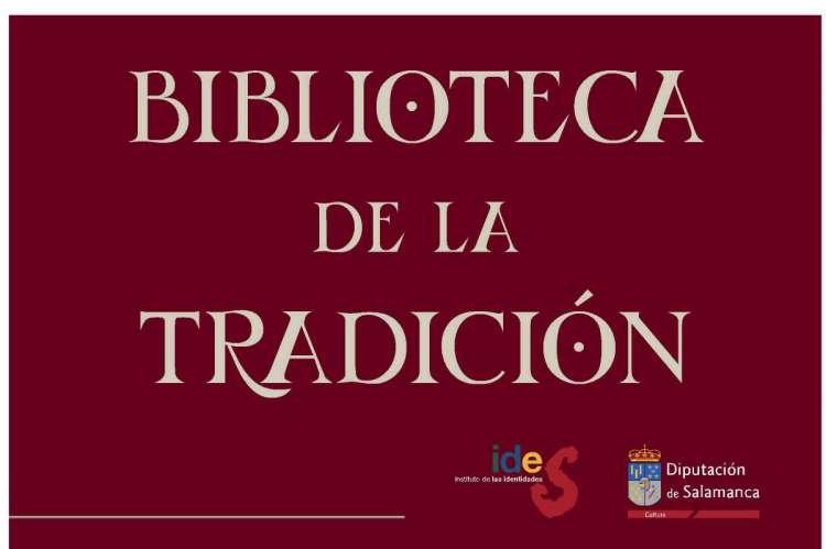 Rotulación de las Bibliotecas de la Tradición