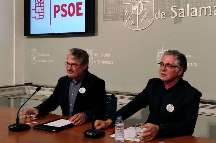 Fernando Rubio, y Manuel Ambrosio Sánchez