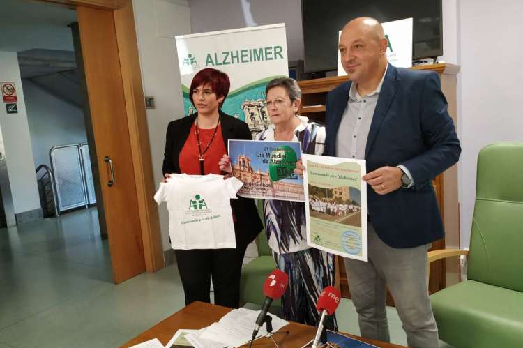 Presentación de actividades de AFA Salamanca