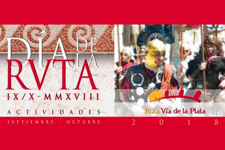 Cartel Ruta trajano 2018