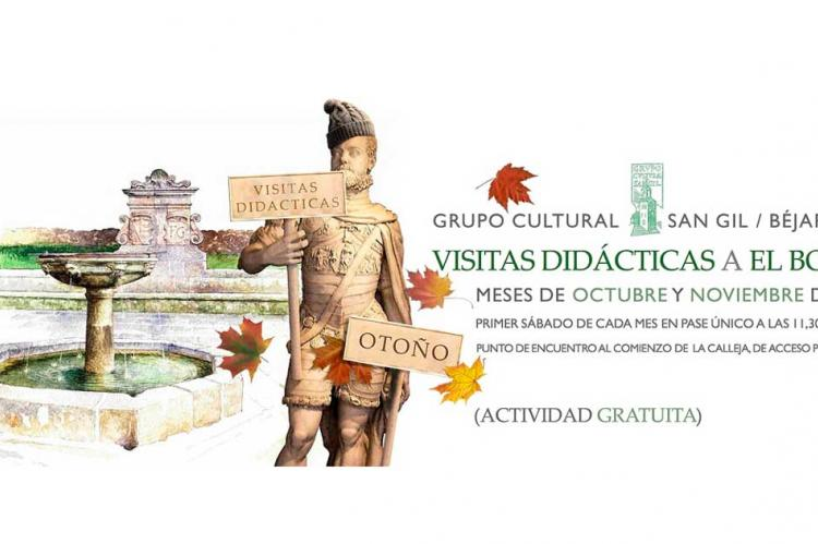 Visitas guiadas San Gil otoño