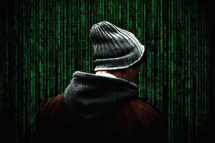 Imagen alegórica sobre ciberdelincuencia