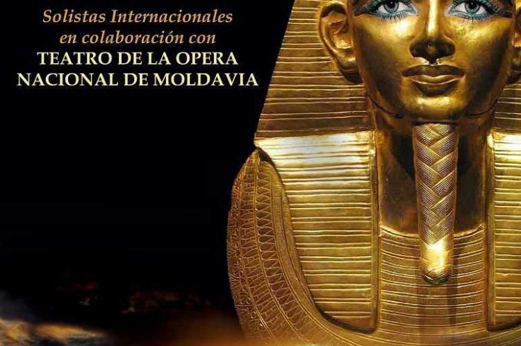 Cartel Opera AIDA