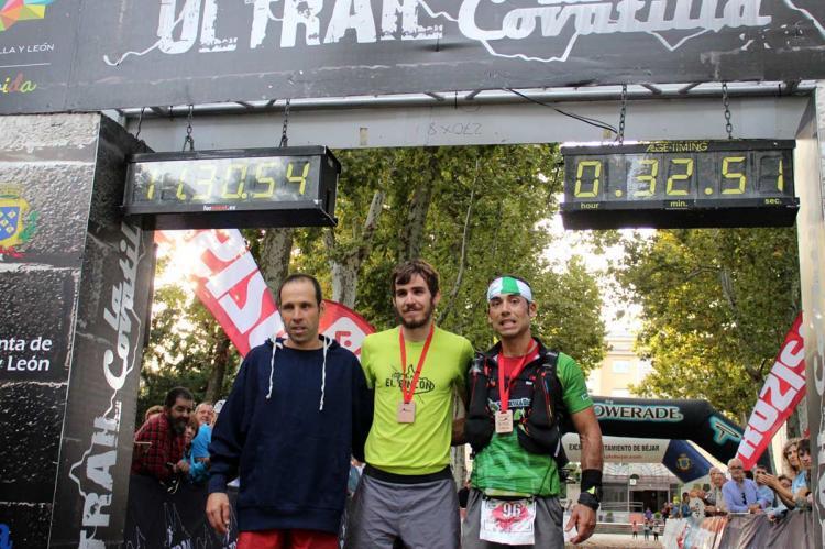 Antonio Dávila junto a Omar Valle y Toni Contreras