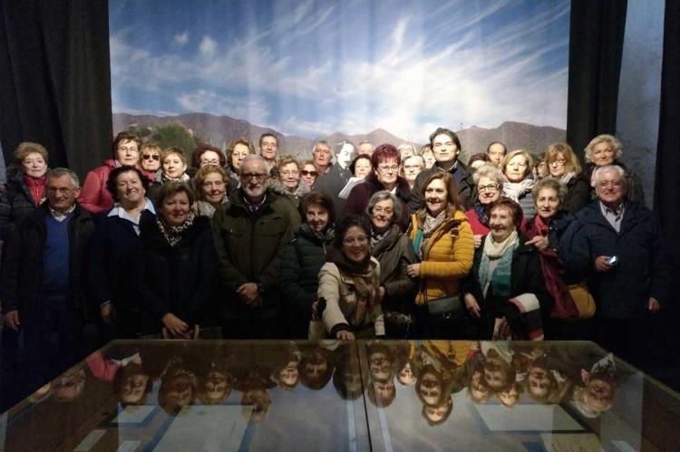 Alumnos de la Universidad de la Experiencia en Valladolid