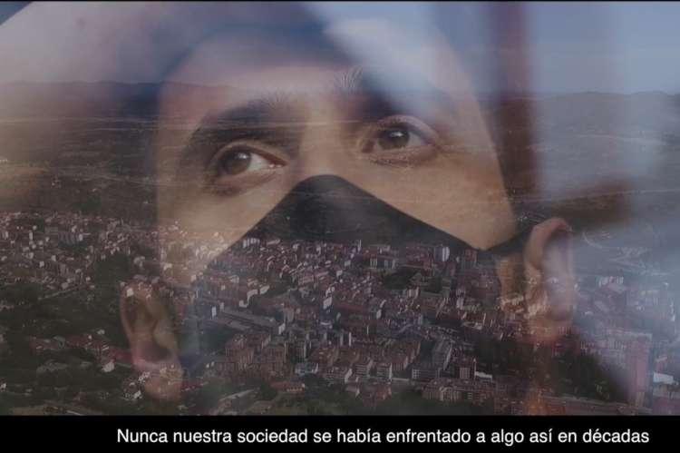 Captura del video Ayudas Covid del Ayuntamiento de Béjar