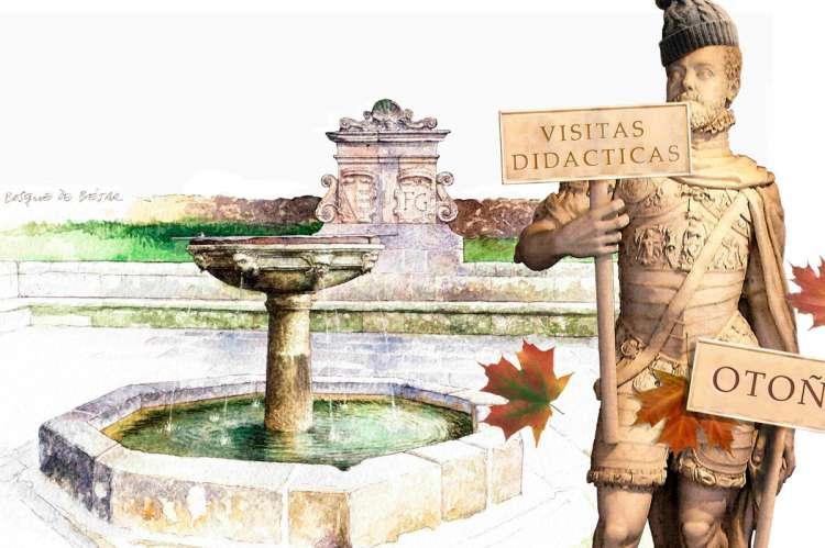 Imagen promocional de las vistas guiadas de otoño