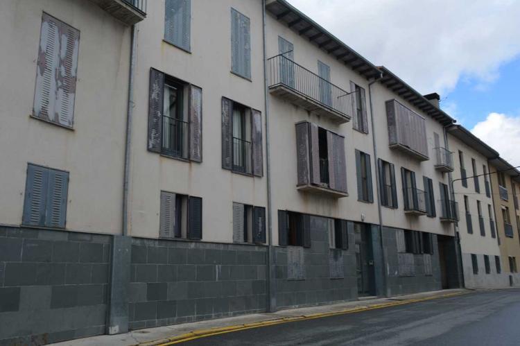 Viviendas en la calle Víctor Gorzo de Béjar