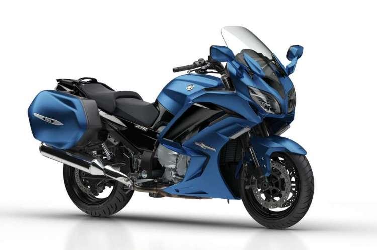 Motocicleta sobre la que se realiza la quedada motera