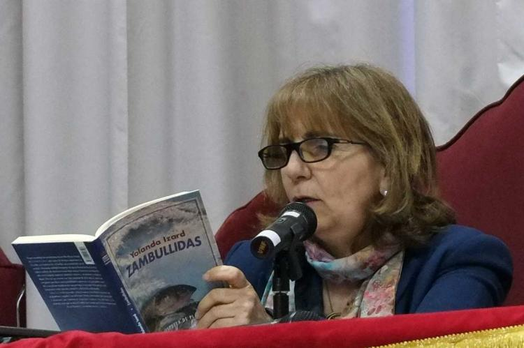Yolanda Izard
