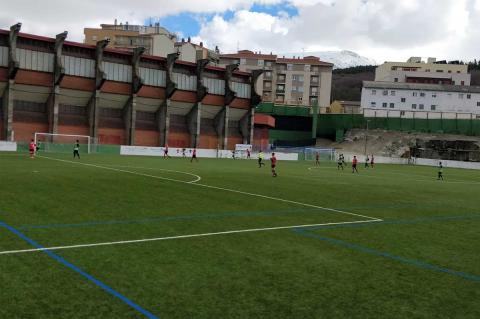 Campo de Fútbol Mario Emilio, Béjar (Foto: Archivo)