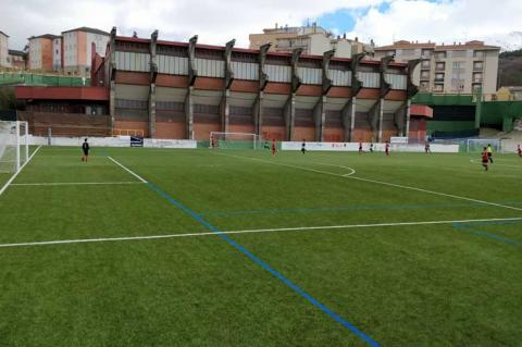 Campo de fútbol Béjar industrial