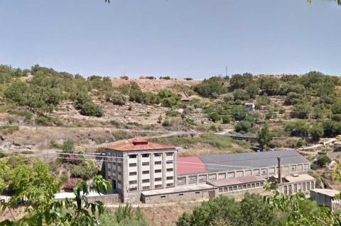 Vista de la carretera SA-220
