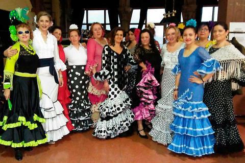 Casino Obrero grupo de mujeres A mi aire