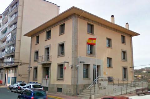 Comisaría de la Policía Nacional de Béjar