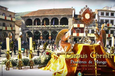 Cartel promocional del Corpus Christi 2018