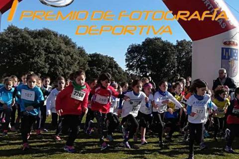Cartel I Premio de Fotografía Deportiva