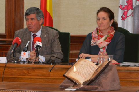 Alejo Riñones y María Josefa García