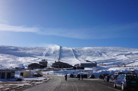 Estación de esquí de La Covatilla