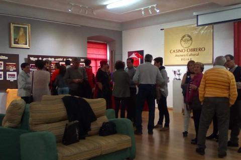 Exposición fotográfica del CEIP Marqués de Valero en el Casino Obrero