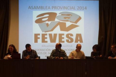 ARCHIVO, Asamblea de FEVESA en Béjar